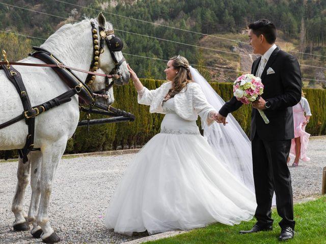 La boda de Alan y Elisabeth en Berga, Barcelona 99