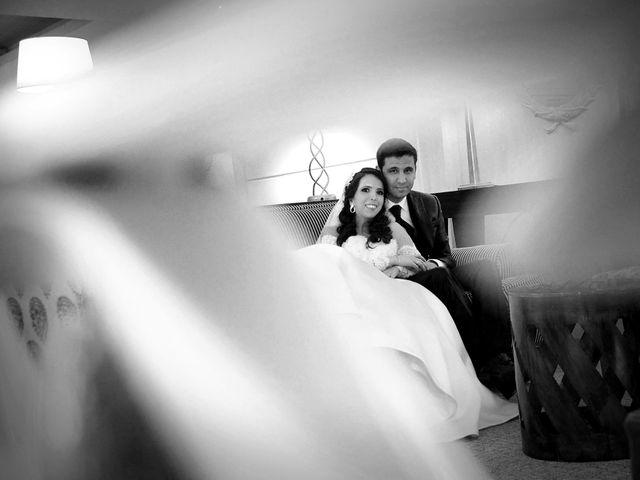 La boda de Oscar y Mayela