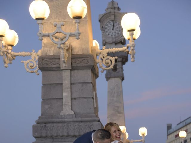 La boda de David y Astrid en Donostia-San Sebastián, Guipúzcoa 17