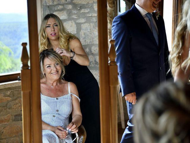 La boda de Mª Angeles y Josep en Sallent, Barcelona 13