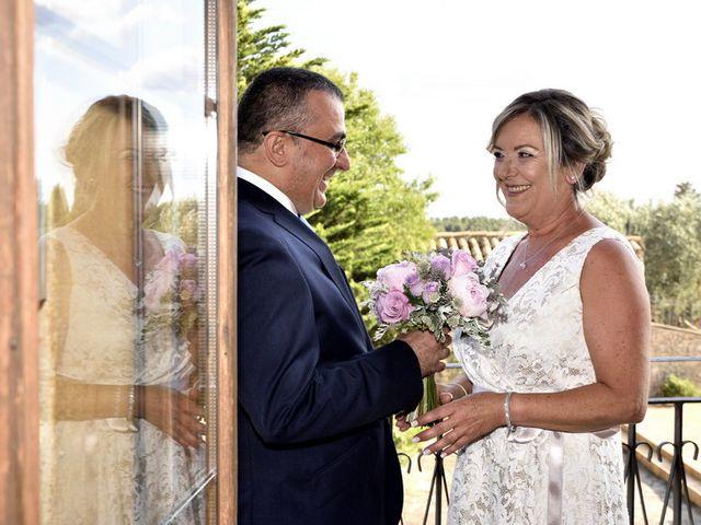 La boda de Mª Angeles y Josep en Sallent, Barcelona 21