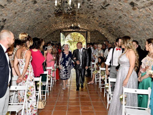 La boda de Mª Angeles y Josep en Sallent, Barcelona 22