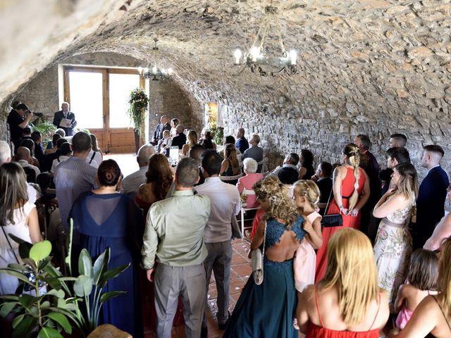 La boda de Mª Angeles y Josep en Sallent, Barcelona 24