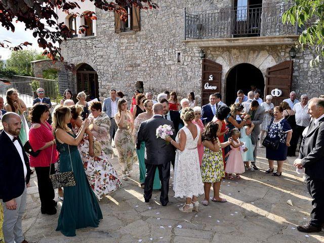 La boda de Mª Angeles y Josep en Sallent, Barcelona 31