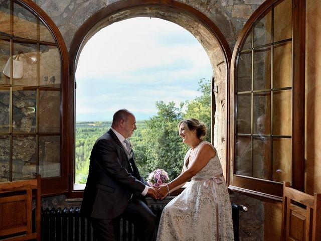 La boda de Mª Angeles y Josep en Sallent, Barcelona 36