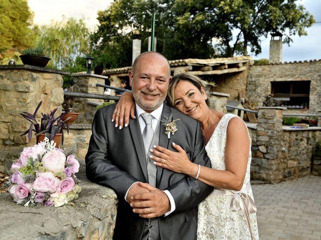 La boda de Mª Angeles y Josep en Sallent, Barcelona 43