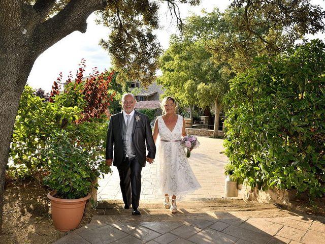 La boda de Mª Angeles y Josep en Sallent, Barcelona 46