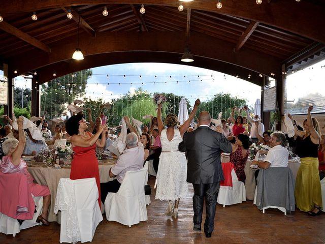 La boda de Mª Angeles y Josep en Sallent, Barcelona 55