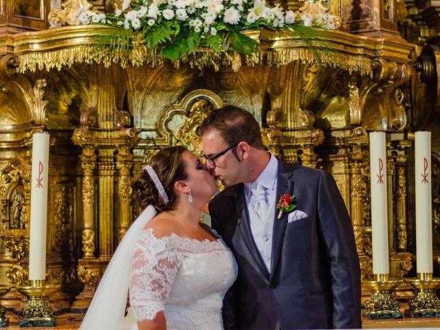La boda de Miguel y Ana en Chiclana De La Frontera, Cádiz 18
