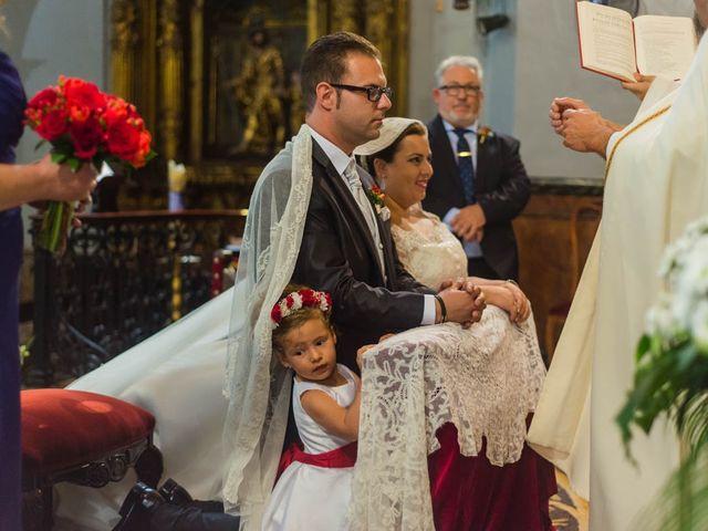 La boda de Miguel y Ana en Chiclana De La Frontera, Cádiz 19