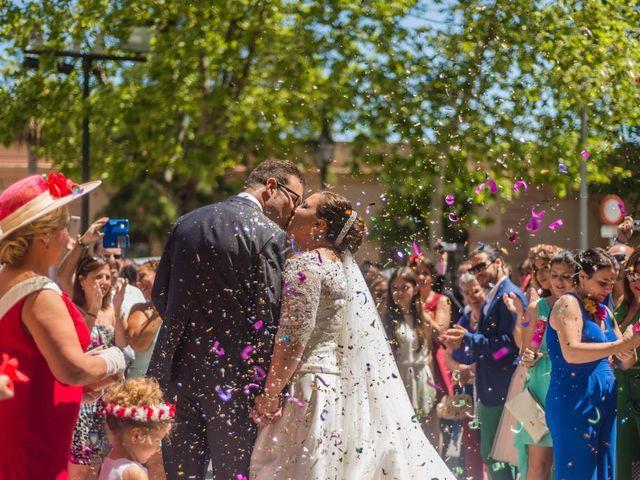 La boda de Miguel y Ana en Chiclana De La Frontera, Cádiz 22