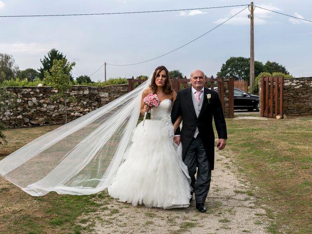 La boda de David y Laura en Lugo, Lugo 8
