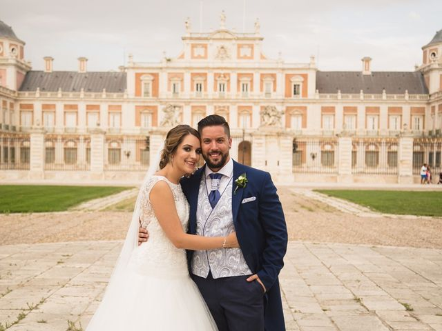 La boda de Leticia y Jose Francisco