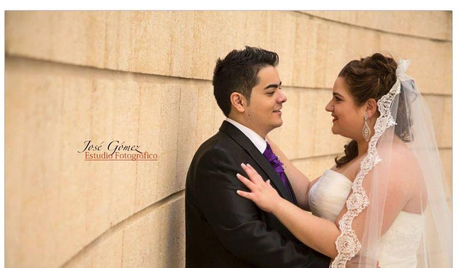 La boda de Antonio José y Judith en Murcia, Murcia