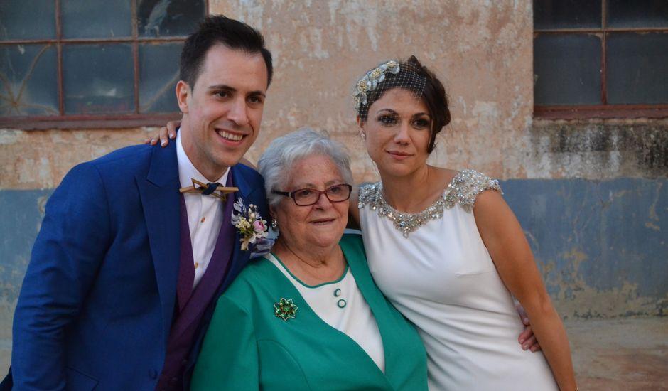 La boda de Javier y María en Segovia, Segovia