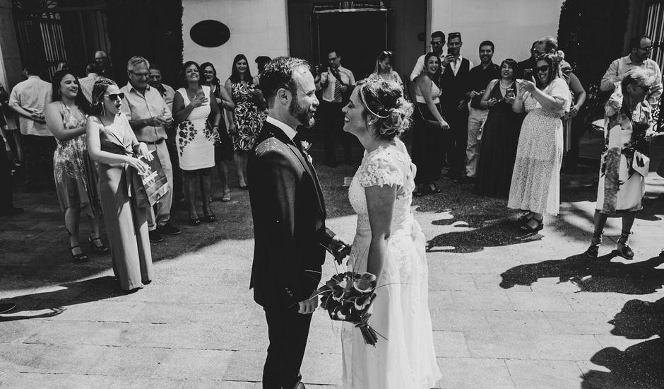 La boda de José Onteniente Hernández  y Nadyenne Muniz Rodrigues  en Badalona, Barcelona