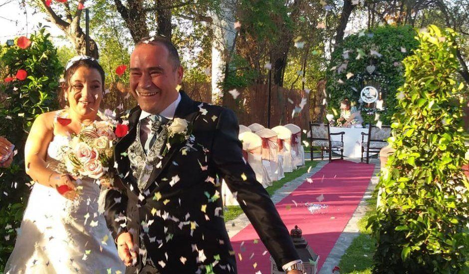 La boda de César y Idoia en Fuenlabrada, Madrid