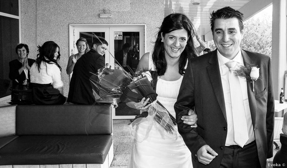 La boda de Gustavo y Ana en Torrelodones, Madrid