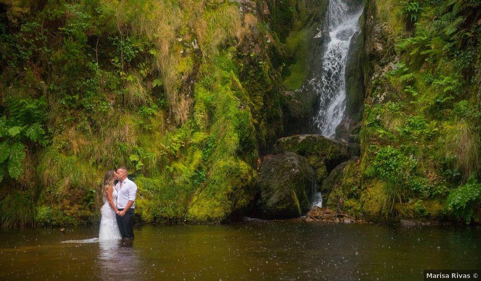 La boda de Edu y Rebeca en Ferrol, A Coruña