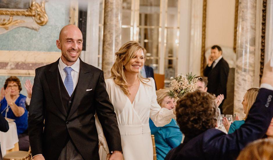 La boda de Guillermo y Lara en Madrid, Madrid