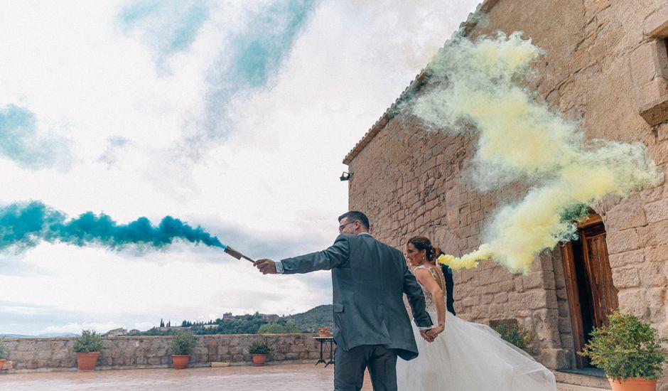 La boda de Xavi y Mónica en Puig-reig, Barcelona