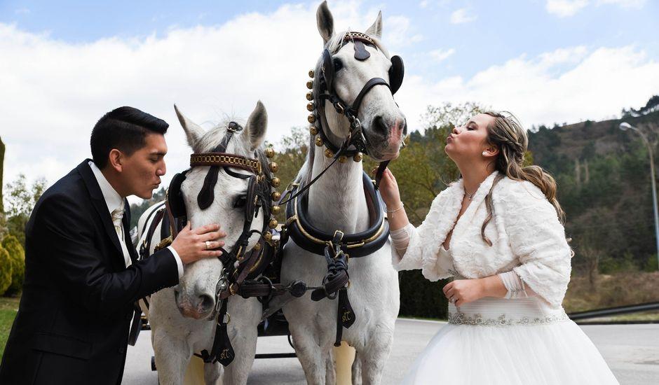 La boda de Alan y Elisabeth en Berga, Barcelona