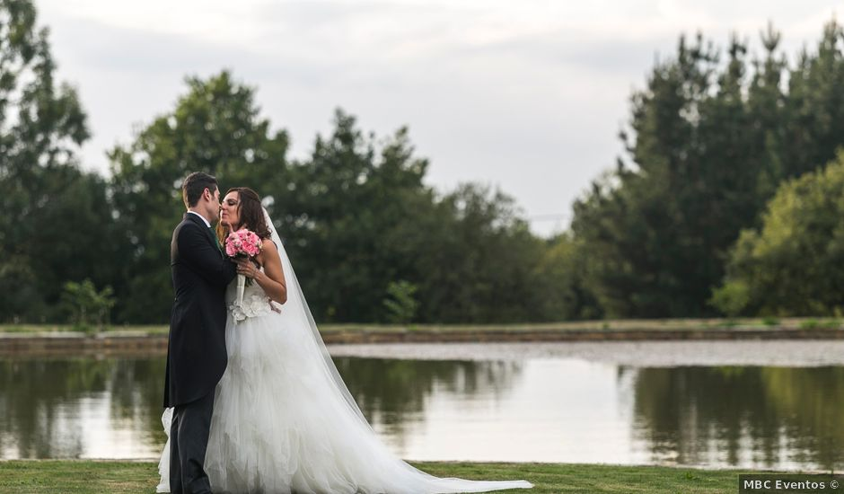 La boda de David y Laura en Lugo, Lugo