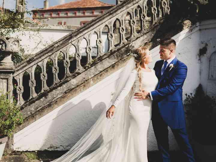 La boda de Tamara y Mikel