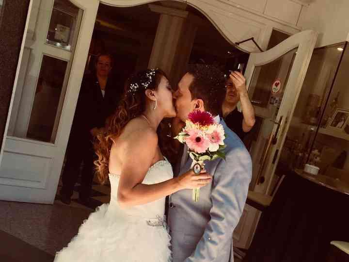 La boda de Noelia y Eduardo