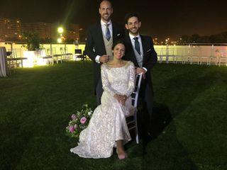 La boda de Macarena  y Felipe 1
