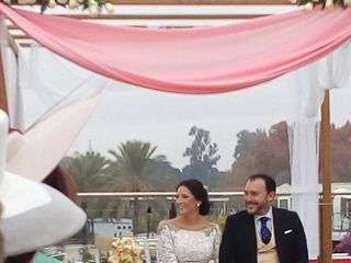 La boda de Macarena  y Felipe 3