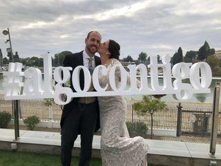 La boda de Macarena  y Felipe