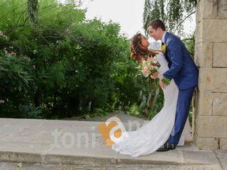 La boda de Xènia y Cristian