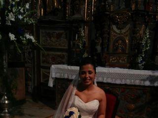 La boda de Lorena y Álex 1
