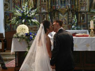 La boda de Lorena y Álex