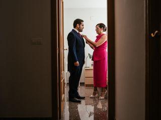 La boda de Jorge y Alba 1