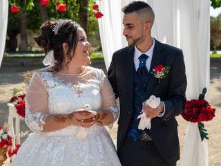 La boda de Suliman y Alba