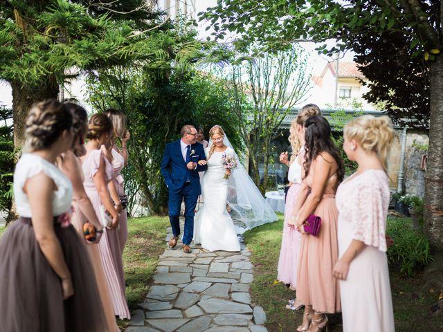 La boda de Mikel y Tamara en Arnuero, Cantabria 18