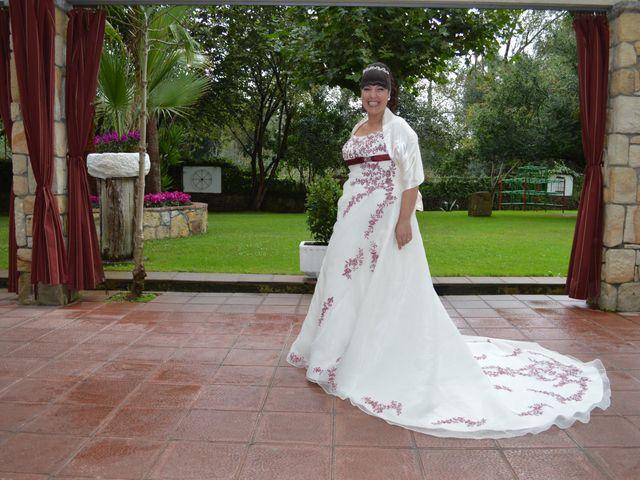 La boda de Dani y Oihana en Barakaldo, Vizcaya 1
