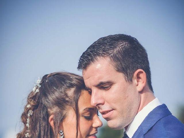 La boda de Cristian y Xènia en L' Hospitalet De Llobregat, Barcelona 2