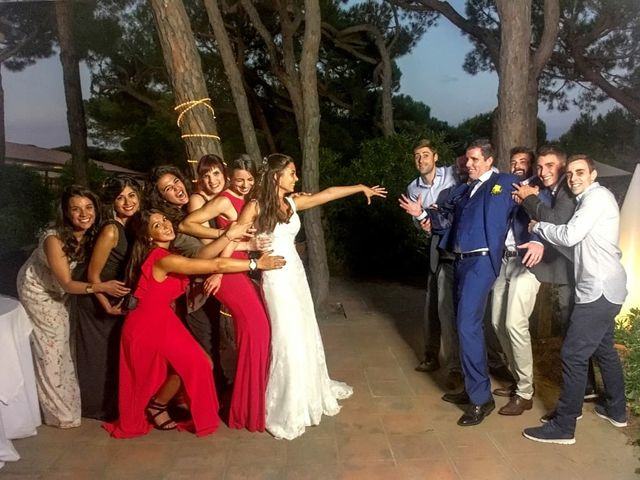 La boda de Cristian y Xènia en L' Hospitalet De Llobregat, Barcelona 5