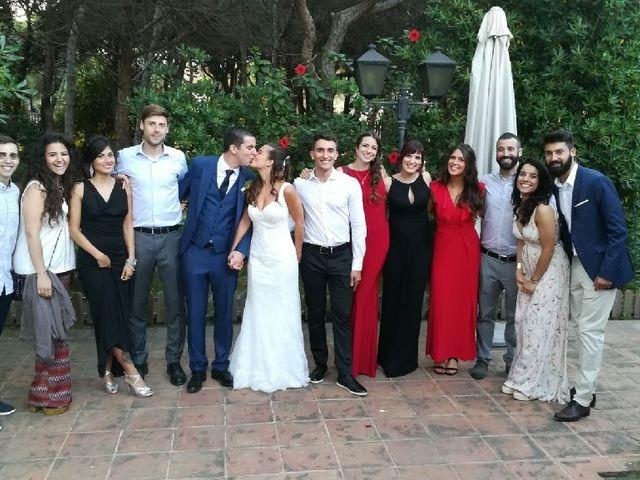 La boda de Cristian y Xènia en L' Hospitalet De Llobregat, Barcelona 8