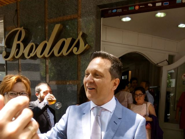 La boda de Eduardo y Noelia en Alcobendas, Madrid 1