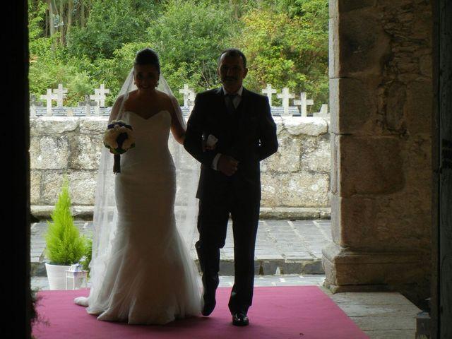 La boda de Álex y Lorena en O Ferreira (Valadouro (Santa Maria), Lugo 11