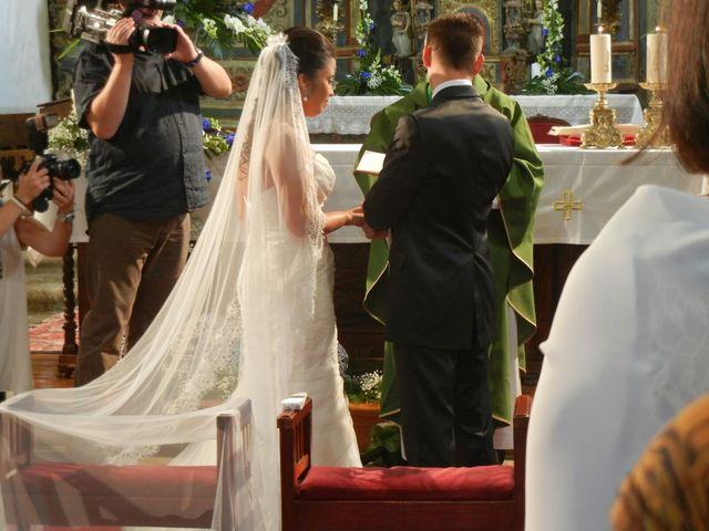 La boda de Álex y Lorena en O Ferreira (Valadouro (Santa Maria), Lugo 17