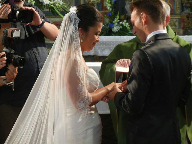 La boda de Álex y Lorena en O Ferreira (Valadouro (Santa Maria), Lugo 18
