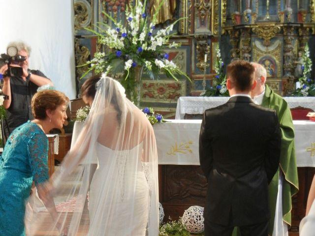 La boda de Álex y Lorena en O Ferreira (Valadouro (Santa Maria), Lugo 19