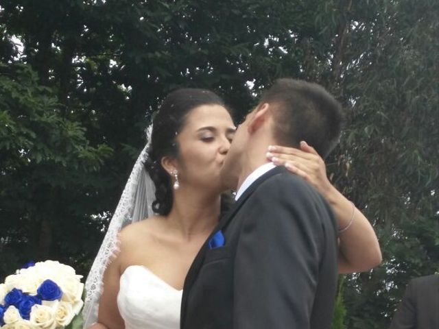 La boda de Álex y Lorena en O Ferreira (Valadouro (Santa Maria), Lugo 26
