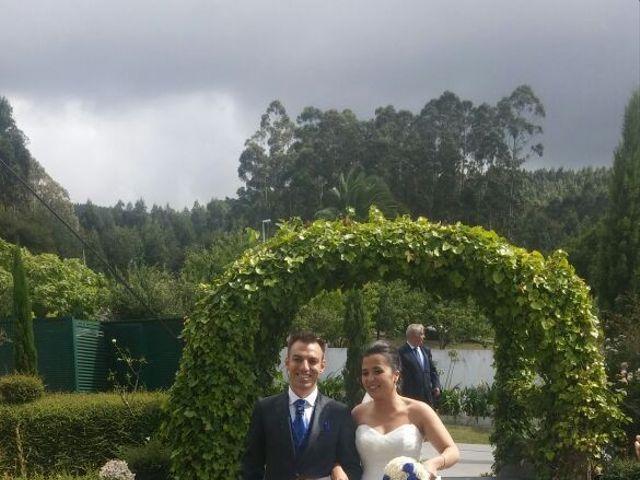 La boda de Álex y Lorena en O Ferreira (Valadouro (Santa Maria), Lugo 2