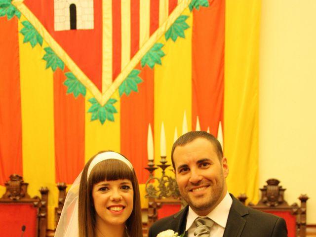 La boda de Marcos y Marta en Terrassa, Barcelona 5